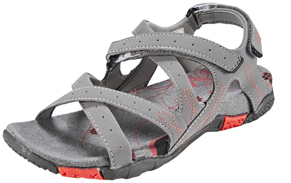 Kamik Bali Sandals Women Charcoal US 5 jOA068t4cc